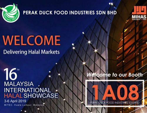 16th Malaysia International Halal Showcase